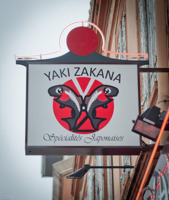 Yaki Zakana - Restaurant Japonais