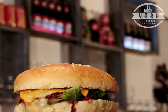 Yard - La Burger Factory