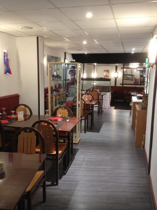 Yonako restaurant japonais strasbourg avec linternaute for Mobilier japonais strasbourg