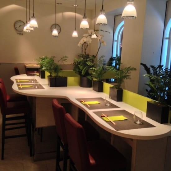 Zen restaurant japonais paris avec linternaute - Restaurant japonais table tournante paris ...