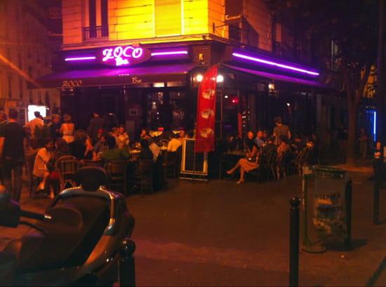 , Restaurant : Zoco