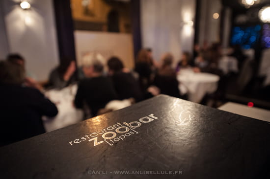 Zoobar Tapas Restaurant